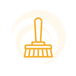 Cleaning Service Icon SMC Premier Group