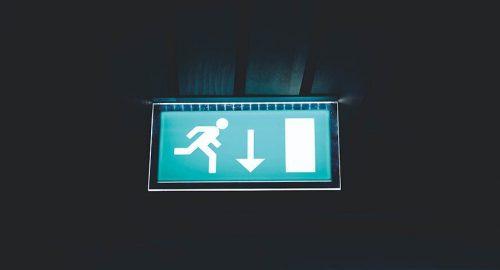 fire escape sign (1)